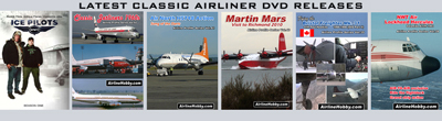 Watch the previews to these classic airline DVDs