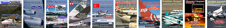 AirlineHobby.com DVDs