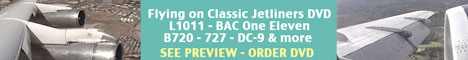Order Flying on Classic Jetliners DVD today!