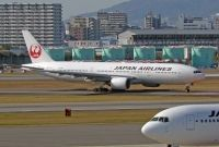 Photo: Japan Airlines - JAL, Boeing 777-200, JA772J