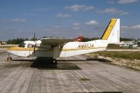 Photo: Trans Island Airways, Britten-Norman BN-2B Islander, N5JA