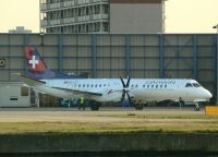 Photo: Darwin Airline, Saab 2000, HB-IZZ
