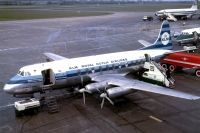 Photo: KLM - Royal Dutch Airlines, Vickers Viscount 800, PH-VIE
