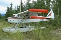 Photo: Privately owned, Piper PA-18 Super Cub, C-FCBJ