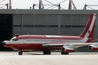 Photo: Pratt & Whitney Canada Corp., Boeing 720, C-FETB