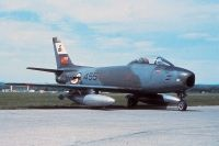 Photo: Royal Canadian Air Force, Canadair CL-13 Sabre, 23455