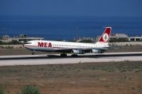 Photo: Middle East Airlines (MEA), Boeing 707-300, OD-AGU