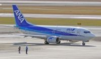 Photo: All Nippon Airways - ANA, Boeing 737-500, JA8404