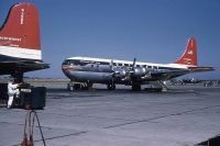 Photo: Northwest Airlines, Boeing 377 Stratocruiser