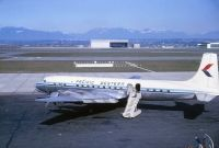 Photo: Pacific Western Airlines, Douglas DC-7, CF-PWM