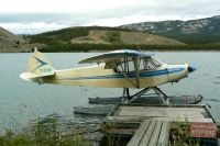 Photo: Privately owned, Piper PA-18 Super Cub, C-FLRK