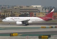 Photo: TACA, Airbus A320, N680TA