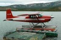 Photo: Privately owned, Cessna 180, CF-JOD