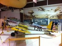 Photo: United States Army, Ryan PT-21, N48778