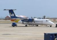 Photo: LIAT, De Havilland Canada DHC-8 Dash8 Series 300, V2-LFM