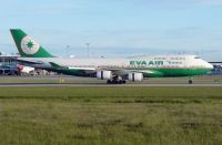 Photo: EVA Air, Boeing 747-400, B-16412