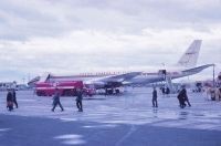 Photo: Trans Canada Airlines - TCA, Douglas DC-8-40, CF-TJA