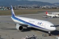 Photo: All Nippon Airways - ANA, Boeing 777-300, JA757A