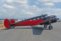 Photo: Untitled, Beech 18, N9109R