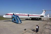 Photo: Air Koryo, Ilyushin IL-62, P-885