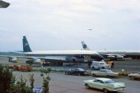 Photo: BOAC - British Overseas Airways Corporation, Boeing 707-400