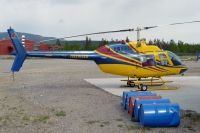 Photo: Fireweed Helicopters, Bell 206 Jet Ranger, C-FJOR