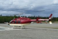 Photo: Fireweed Helicopters, Bell 206 Jet Ranger, C-GLAV