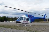 Photo: Fireweed Helicopters, Bell 206 Jet Ranger, C-GFWZ