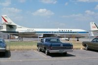 Photo: United Airlines, Sud Aviation SE-210 Caravelle, N1017U