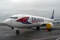 Photo: Travel Service, Boeing 737-800, OK-TVF