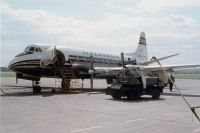 Photo: Icelandair, Vickers Viscount 700, TF-ISN