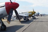 Photo: United States Air Force, North American P-51 Mustang