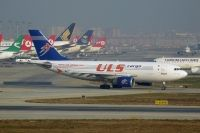 Photo: ULS Cargo, Airbus A310, TC-LER
