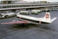 Photo: British European Airways - BEA, Vickers Viscount 800, G-AOYO