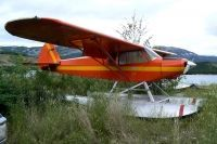 Photo: Privately owned, Piper PA-18 Super Cub, CF-SPP