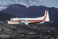 Photo: Westex Airlines, Hawker Siddeley HS-748, C-FDOX