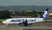 Photo: Aviacsa, Boeing 737-200, XA-ABC