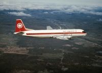 Photo: Air Canada, Vickers Vanguard, CF-TKP