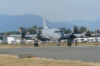 Photo: Canadian Armed Forces, Lockheed CP-140 Aurora