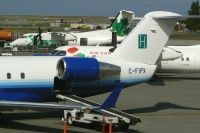 Photo: Harmony Airways, Canadair CRJ Regional Jet, C-FIPX