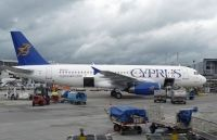 Photo: Cyprus Airways, Airbus A320, 5B-DCJ