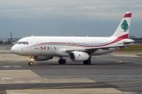 Photo: Middle East Airlines (MEA), Airbus A320, OD-MRT