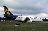 Photo: Pluna, Boeing 737-200, CX-BOO