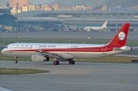 Photo: Sichuan Airlines, Airbus A321, B-2370