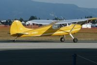 Photo: Untitled, Cessna 170, C-GHBG