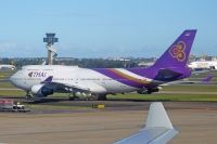 Photo: Thai Airways, Boeing 747-400, HS-TGP
