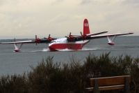 Photo: Coulson Flying Tankers, Martin JRM-3 Mars, C-FLYL