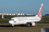 Photo: Virgin Samoa, Boeing 737-800, ZK-PBF