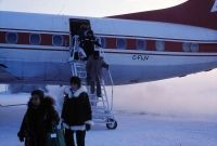 Photo: NWT Air, Lockheed L-188 Electra, C-FIJV
