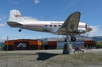 Photo: Canadian Pacific Airlines CPA, Douglas DC-3, CF-CPY